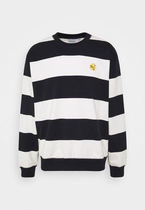 ALVIN - Sweatshirts - dark navy/wax/colza