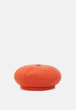 JAX BERET - Huer - fiery orange