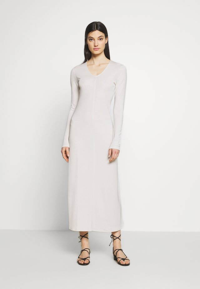 ROSALINE DRESS - Maxi-jurk - ivory