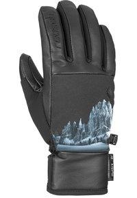 Reusch - GIORGIA R-TEX® XT - Gloves - black/mountain - 1