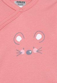 Jacky Baby - LANGARM GIRL 2 PACK - Body - light pink - 5