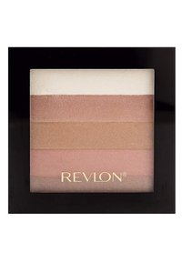 Revlon - HIGHLIGHTING PALETTE - Palette pour le visage - N°030 bronze glow - 0