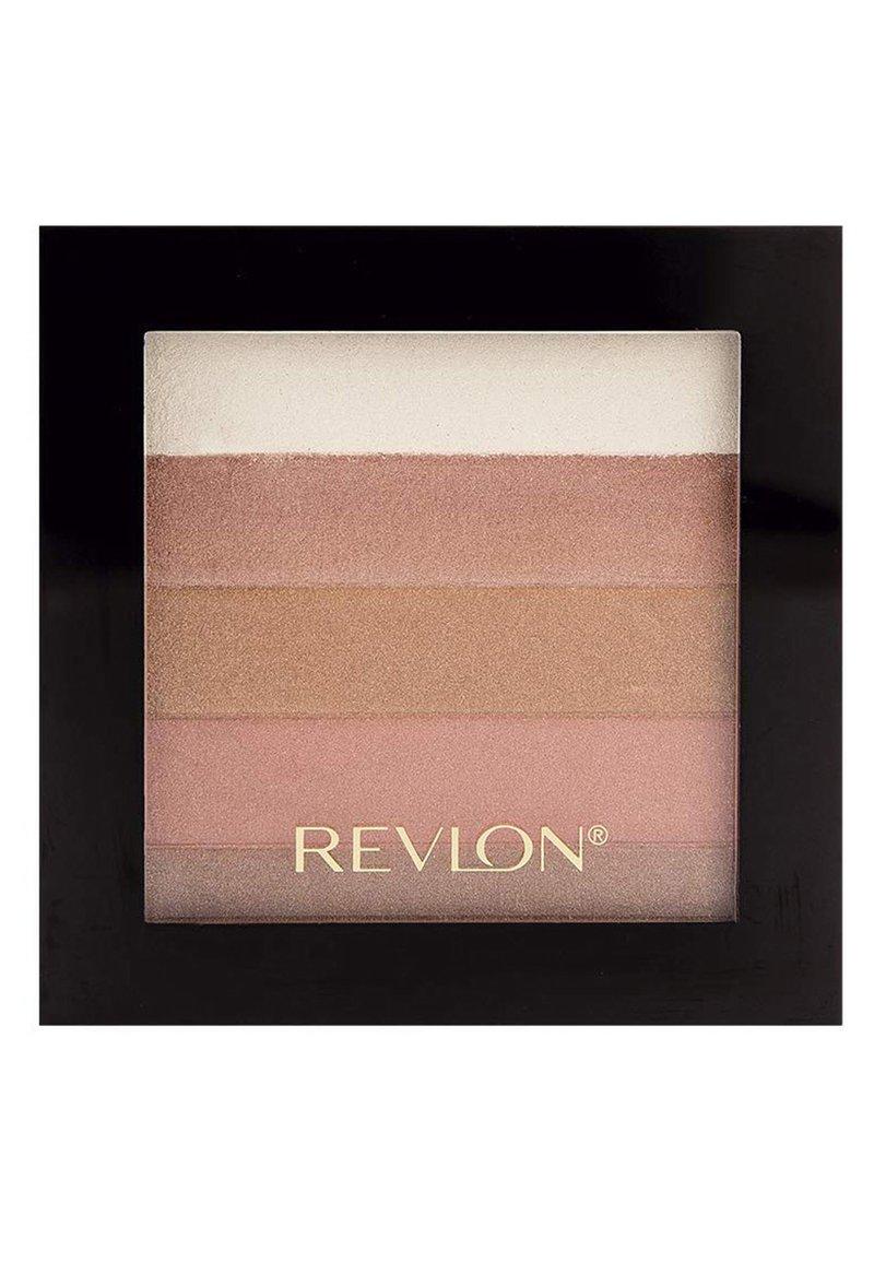 Revlon - HIGHLIGHTING PALETTE - Palette pour le visage - N°030 bronze glow