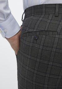 Van Gils - Suit trousers - grey - 4