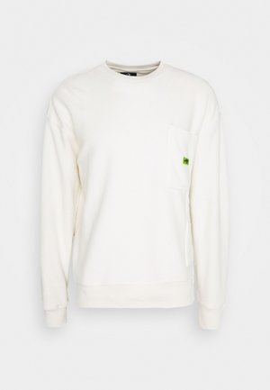 CARPENTER CREW - Sweatshirt - egret