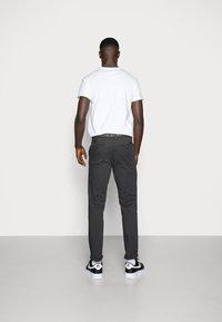Jack & Jones - JJICODY JJSPENCER - Trousers - dark grey - 0