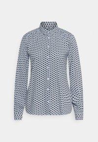 ICHI - IHVERA - Button-down blouse - celestial blue - 0