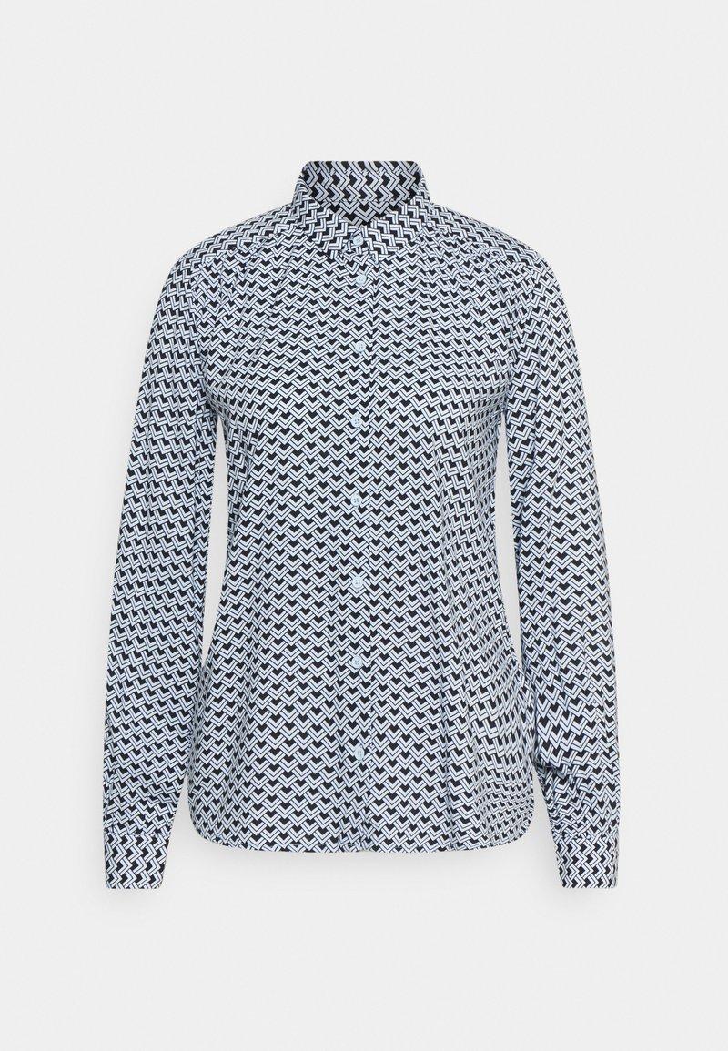 ICHI - IHVERA - Button-down blouse - celestial blue