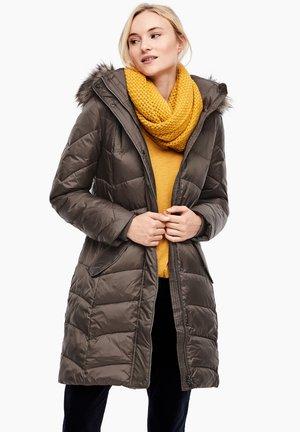 Wintermantel - brown