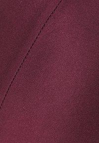 Anna Field - 3 PACK - T-shirt bra - burgundy/nude/black - 5