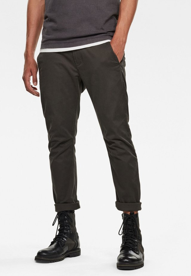 VETAR SLIM  - Trousers - grey