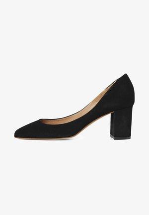 MIGDAL - Classic heels - black suede