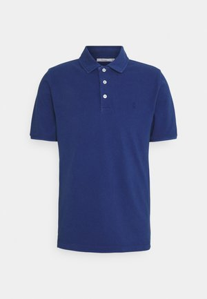 Polo shirt - lapis