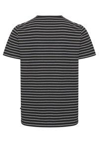 Matinique - JERMANE SAILOR - Print T-shirt - black - 5