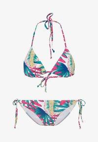 Bikini - bright white paradise