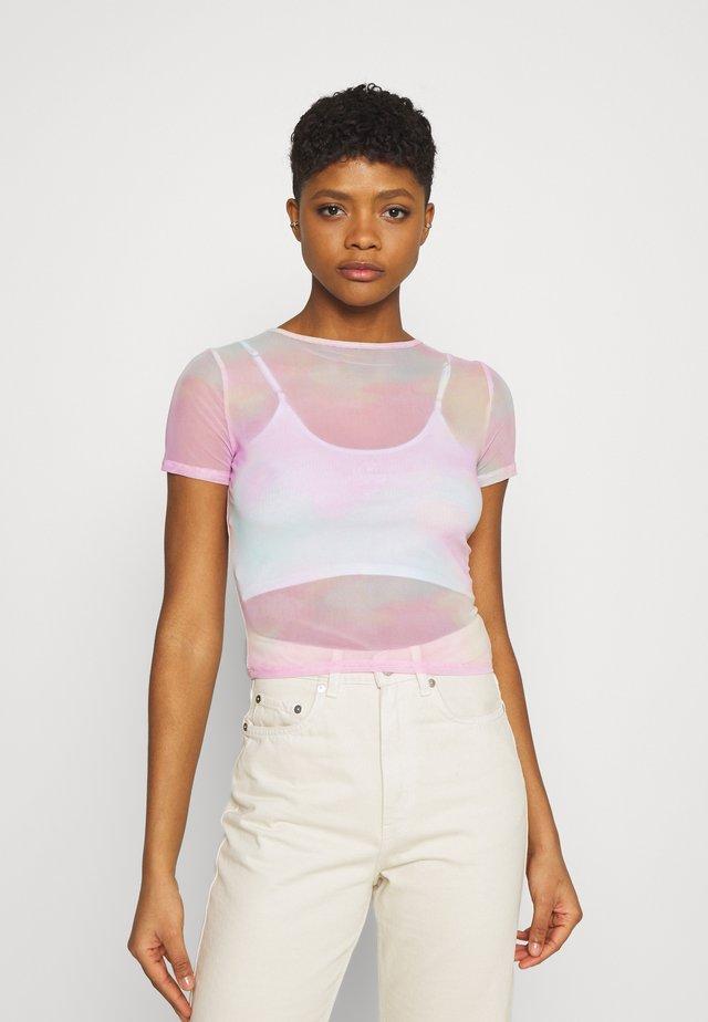 BABY TEE - T-shirt imprimé - multicolor