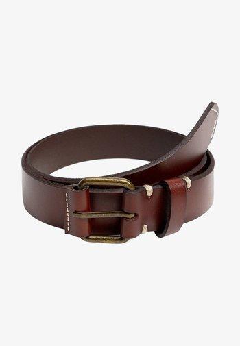 IVAN - Belt business - braun