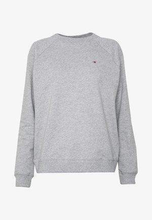 TRACK - Pyjama top - grey heather