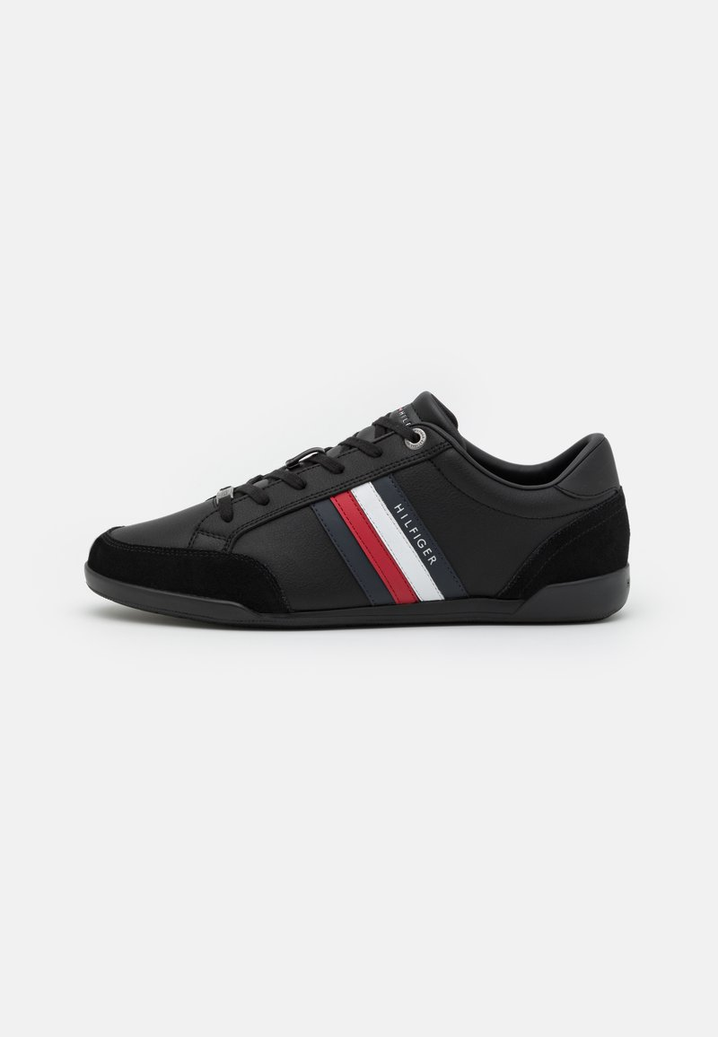 Tommy Hilfiger - CORPORATE CUPSOLE - Sneakers basse - black