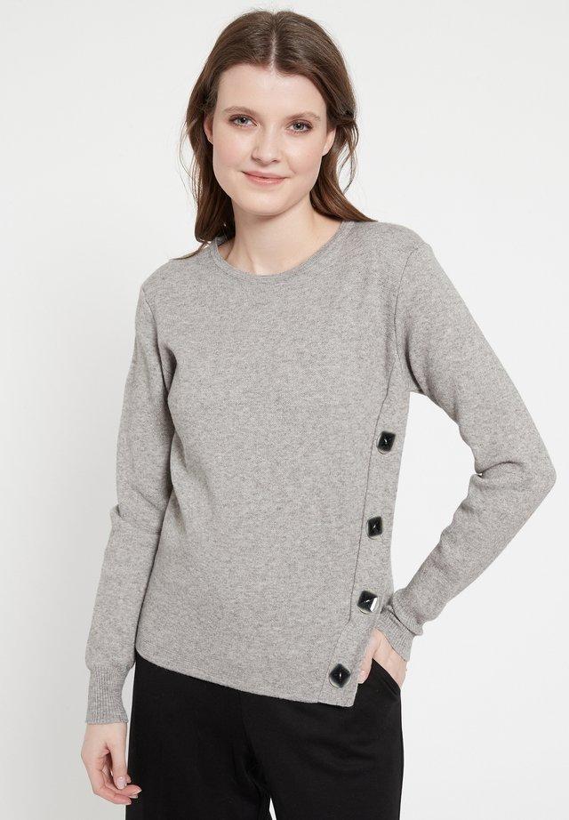 BIDEA - Pullover - grau