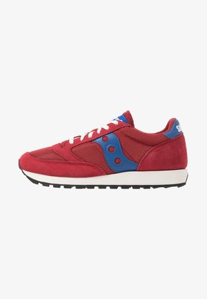 JAZZ VINTAGE - Sneakers - red/blue