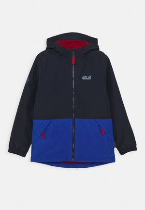 SNOWY DAYS JACKET KIDS - Outdoorová bunda - night blue