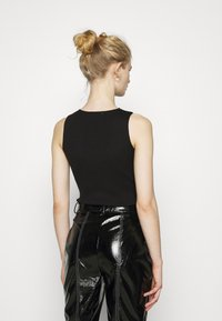 4th & Reckless - COVILLE BODYSUIT - Top - black - 2