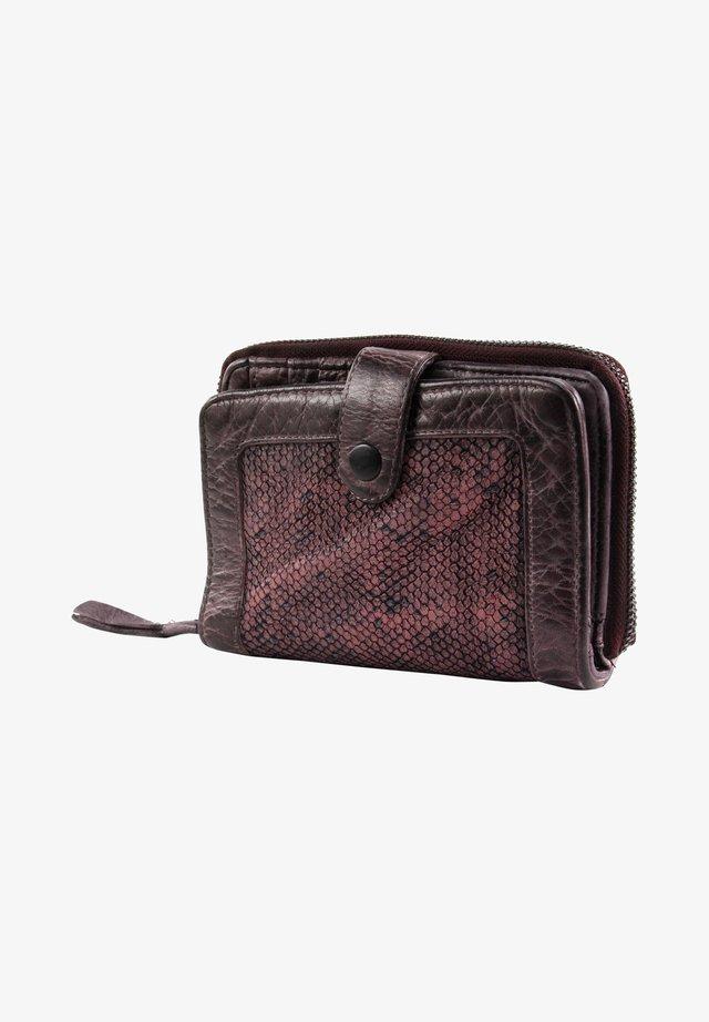 Wallet - maroon