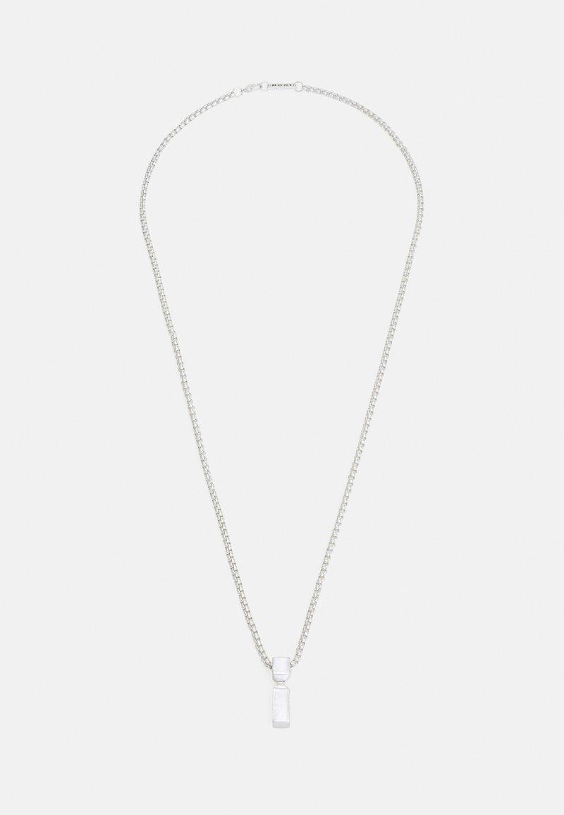 Icon Brand - PINCH NECKLACE - Kaulakoru - silver-coloured