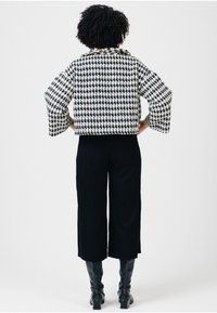 Solai - Summer jacket - black & white - 2