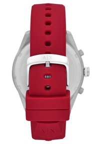 Armani Exchange - ENZO - Chronograph watch - red - 1
