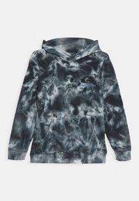 Quiksilver - SLOW LIGHT HOOD YOUTH - Sweatshirt - black - 0