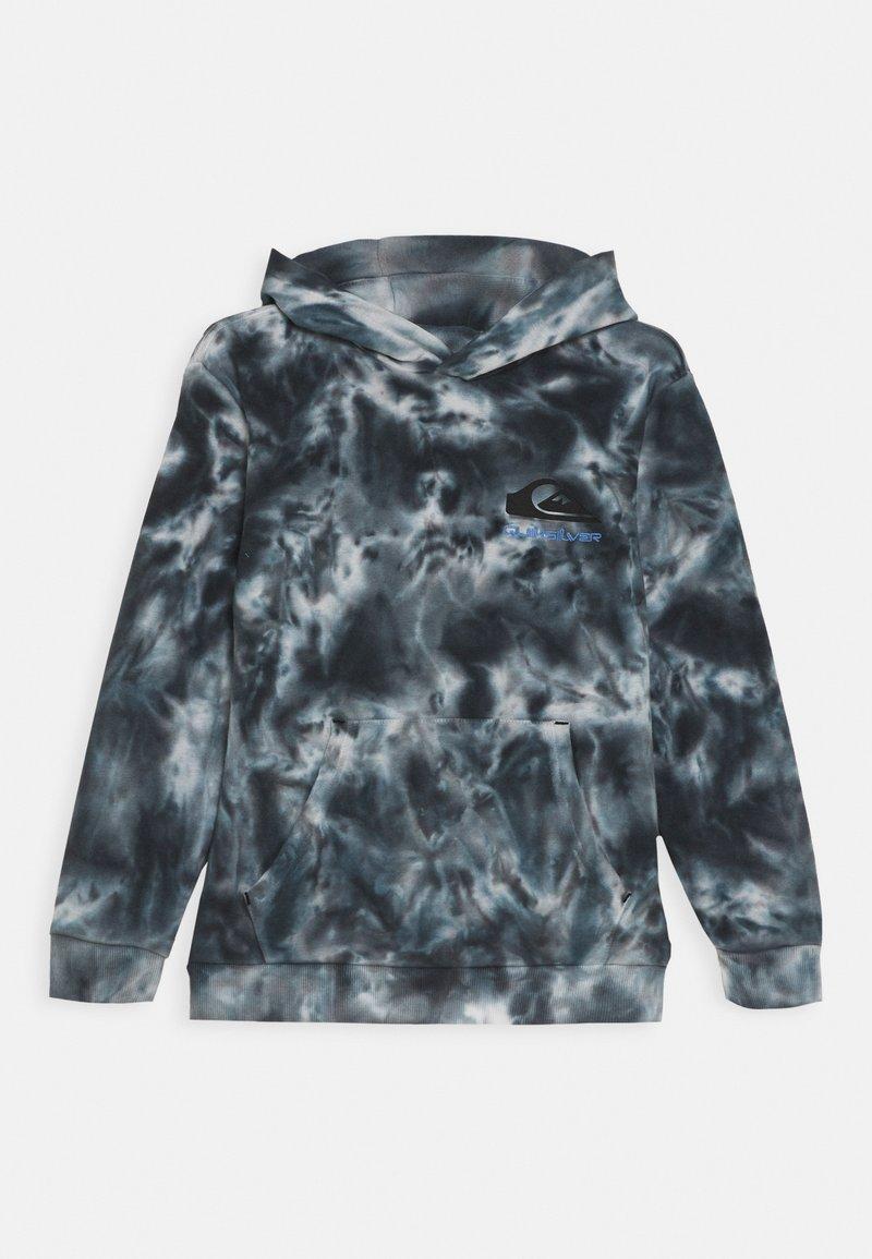 Quiksilver - SLOW LIGHT HOOD YOUTH - Sweatshirt - black