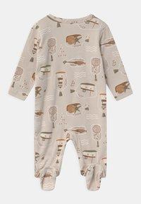 Joha - FOOT UNISEX - Sleep suit - taupe - 1