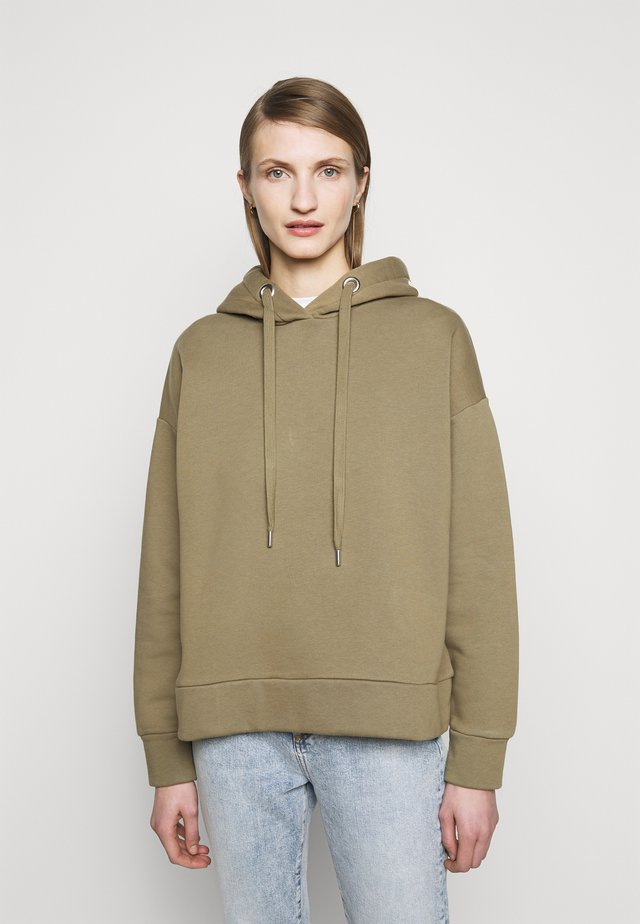 Sweatshirt - green umber