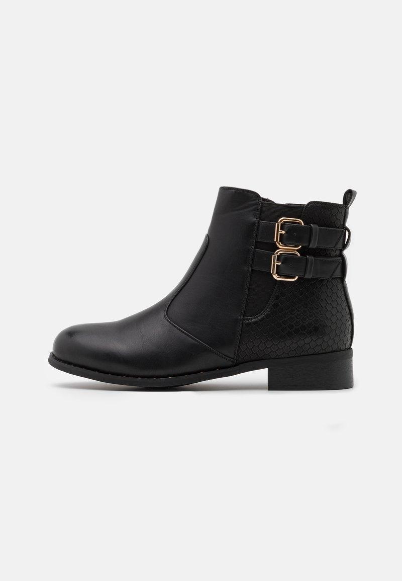 Fitters - KATHRIN - Kotníkové boty - black