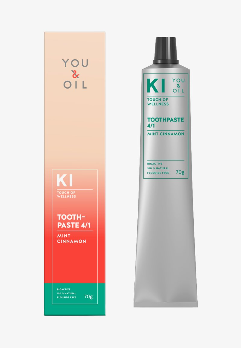 YOU & OIL - WHITENING TOOTHPASTE - Dental care - -