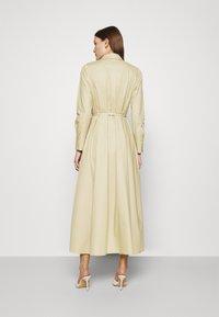 IVY & OAK - DINA VIOLA - Shirt dress - frozen olive - 2