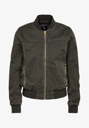 CHOPPER SLIM - Bomber Jacket - grey