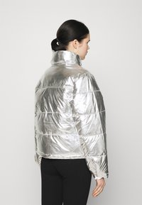 Gina Tricot - MY PUFFER JACKET - Winter jacket - silver - 2