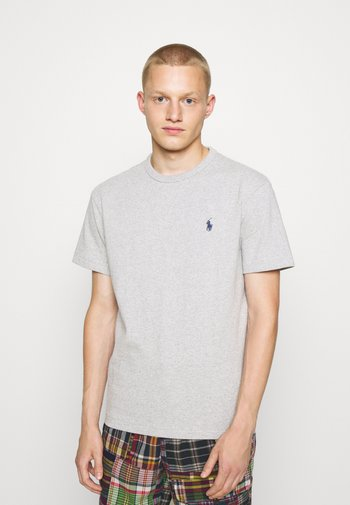 CLASSIC FIT JERSEY T-SHIRT - T-shirt basic - andover heather