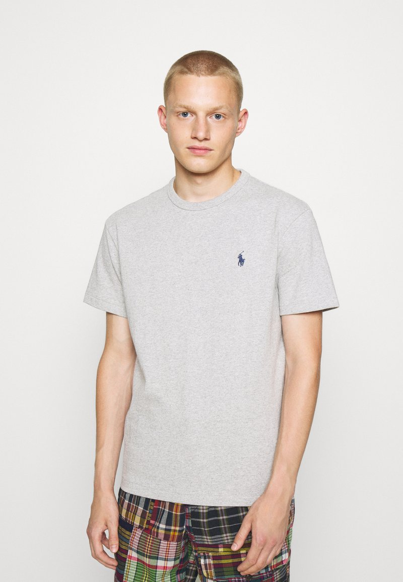 Polo Ralph Lauren - CLASSIC FIT JERSEY T-SHIRT - Basic T-shirt - andover heather