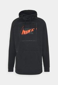 Nike Performance - Jersey con capucha - black - 3