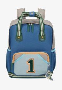 Samsonite - SCHOOL SPIRIT  - School bag - mottled dark blue - 0
