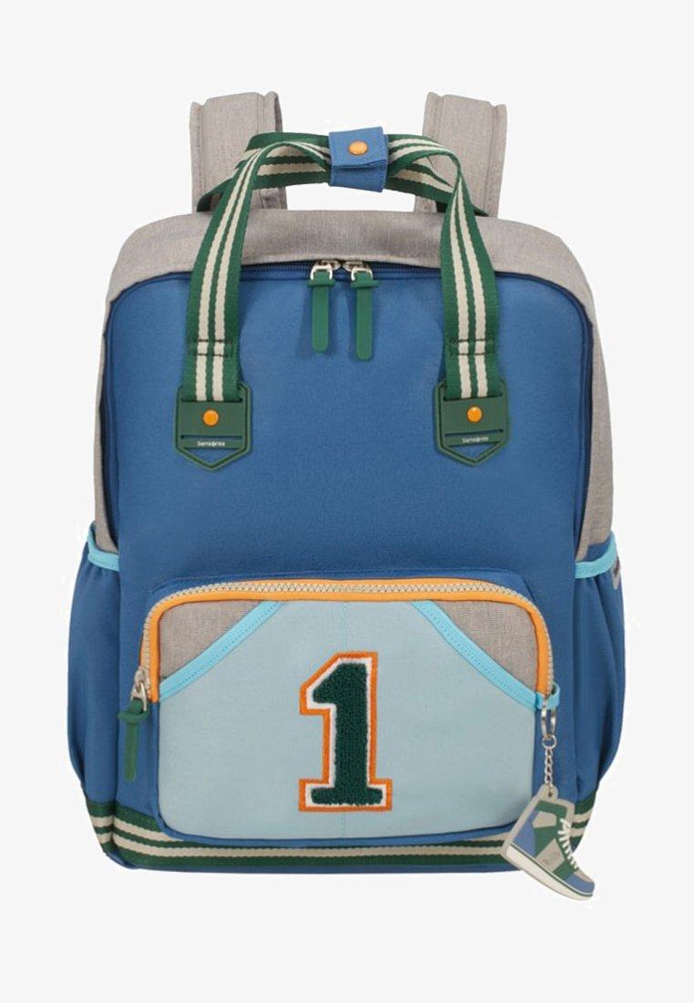Samsonite - SCHOOL SPIRIT  - School bag - mottled dark blue