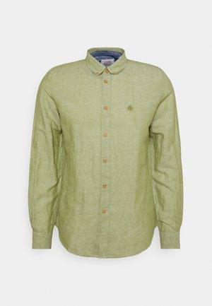 SOLID  - Hemd - green