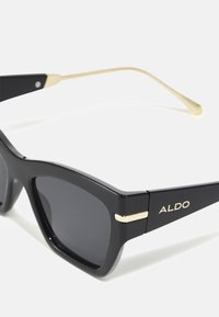 ALDO - TRELOAN - Sunglasses - black/gold-coloured/multi - 2