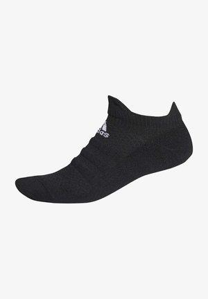 ALPHASKIN LOW SOCKS - Sports socks - black