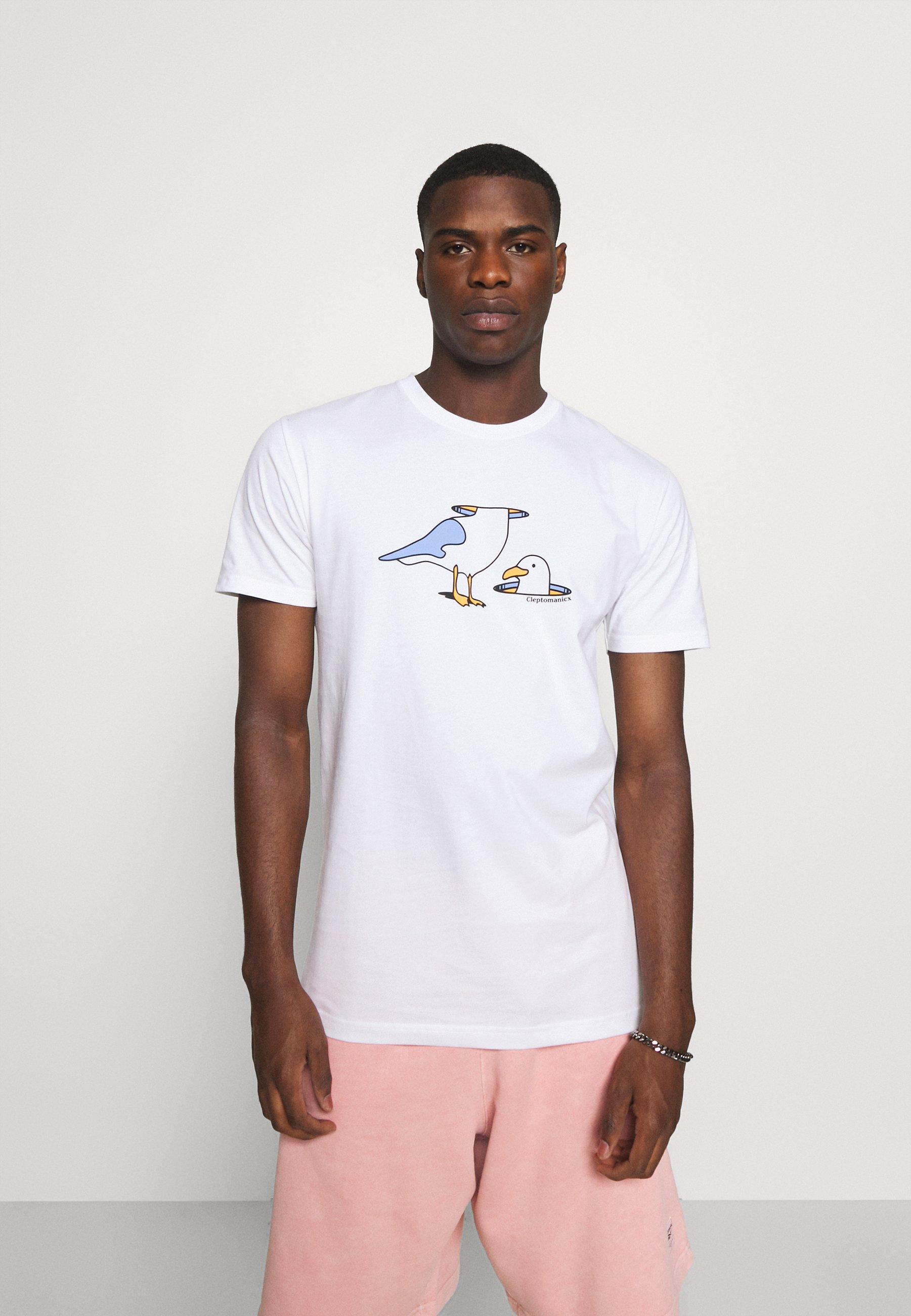 Men LOST HEAD - Print T-shirt