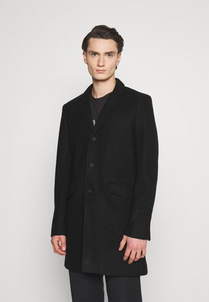 ONSJULIAN STAR COAT - Klassisk kåpe / frakk - black
